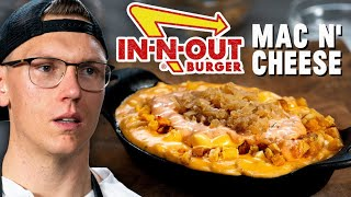 Download Josh Makes In-N-Out Animal Style Mac N' Cheese | Mythical Kitchen Mp3 and Videos