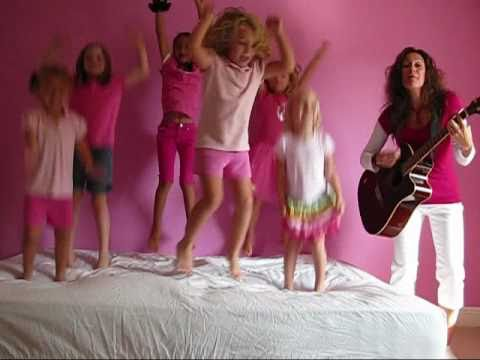 JUMP!  Children's song  by Patty Shukla