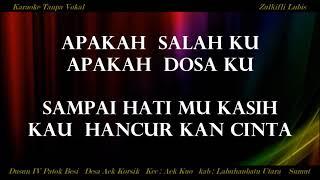 Download lagu SURAT MERAH ASMIDAR DARWIS KARAOKE TEMBANG MELAYU TANPA VOKAL MP3