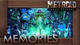 Metroid Samus Returns - All Chozo Memories