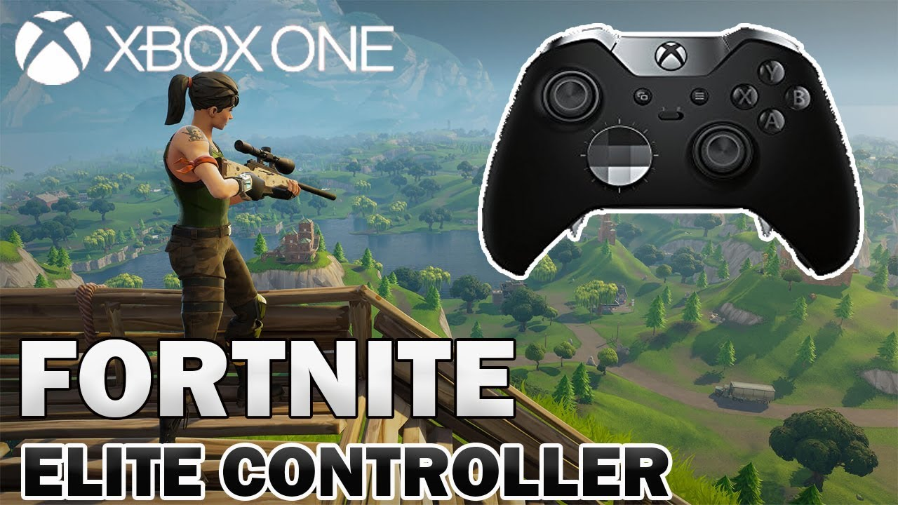 Elite Controller Settings For Fortnite Youtube
