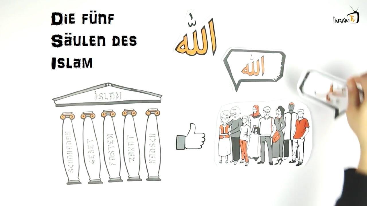 Die f nf s ulen des islam in 90 sekunden 5 islamlexikon for Die kinder des