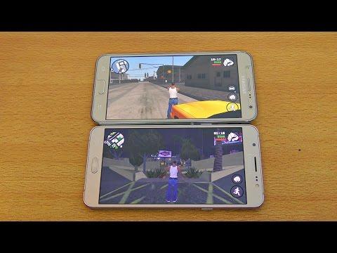 Samsung Galaxy J7 (2016) vs J7 (2015) - Gaming Comparison Review! (4K)