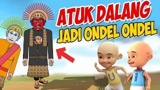 Download lagu Atuk Dalang jadi Ondel Ondel Upin ipin senang GTA Lucu MP3