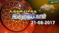 Today astrology இன்றைய ராசி பலன் 21-08-2017 Today astrology in Tamil Show Online