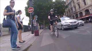 Gambar cover Cycling from The Eiffel Tower to Gare du Nord