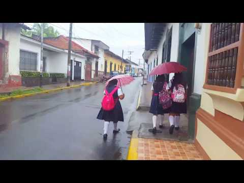 Travel Vlog- Classic Colonial House Leon, Nicaragua