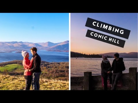 Our Last Scotland Adventure | A Day on Conic Hill | highlands2hammocks travel vlog