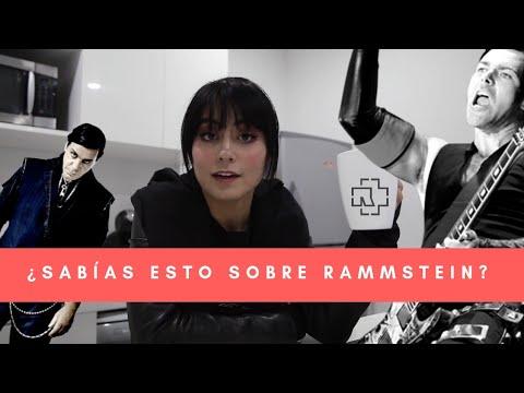 �Conoc�as esto sobre Rammstein feat. Lady Dusha