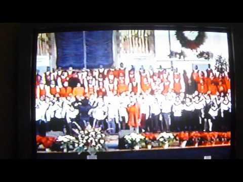 Union Temple Youth Choir featuring AISHA WYATT!!