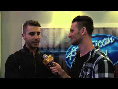 Nick Fradiani Talks Idol Finale & Hometown Visits