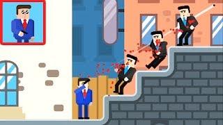 Mr Bullet - Spy Puzzles (iOS GAMEPLAY) screenshot 3
