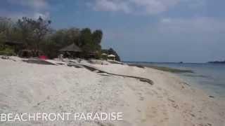Beachfront Paradise Gili Meno
