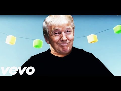 ♪ Donald Trump Singing
