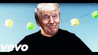 "♪ Donald Trump Singing ""Smash Mouth - All Star"""