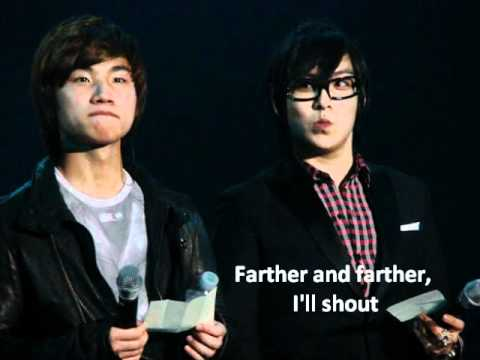 Daesung + TOP - Baby Don't Cry + Oh Mom [Eng. Sub]
