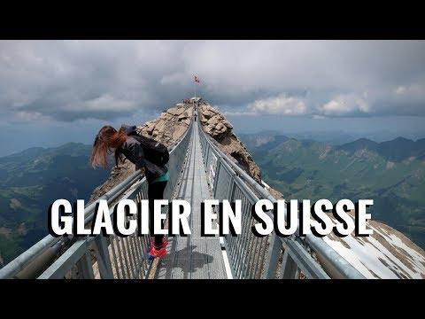 Glacier 3000 en Suisse : La montagne de la peur