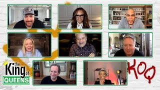 (OFFICIAL) THE KING OF QUEENS REUNION - FULL CAST TABLE READ  Q&ampA  TRIBUTE TO JERRY STILLER