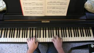 "(3/6) BACH: ""Little Prelude"" in D Minor (BWV 935)"
