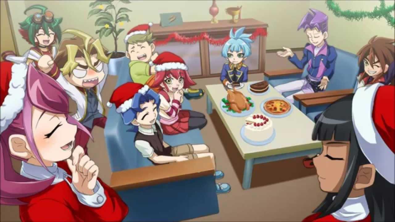 Merry Freaking Christmas - Yu-Gi-Oh! ARC V - YouTube