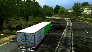 UK Truck Simulator Scania R620 6x2 Country Wide [HD]