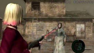 Resident evil 4 mod Maria Silent Hill 2