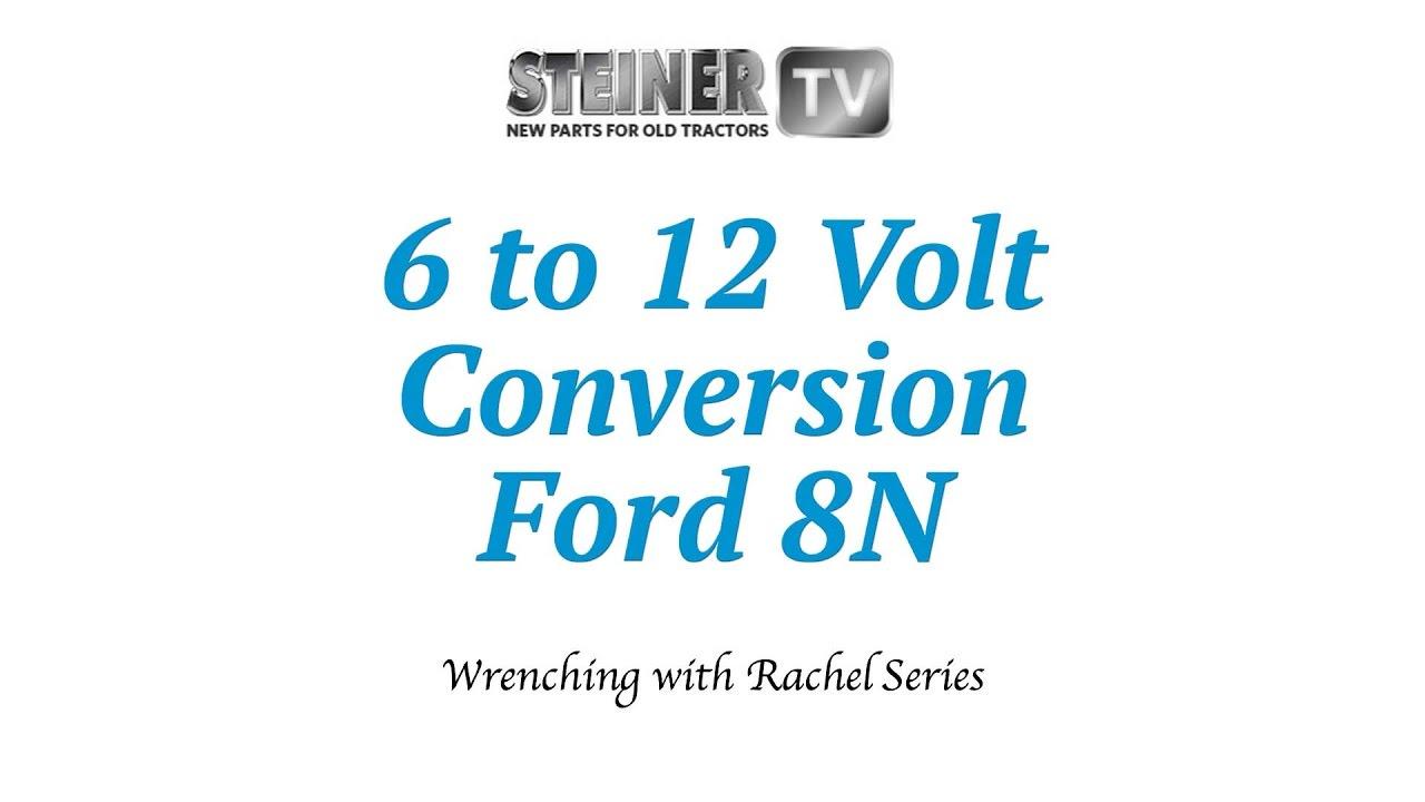 Ford 8n 6 Volt Generator Wiring A Single Terminal : Wire alternator wiring diagram n starter