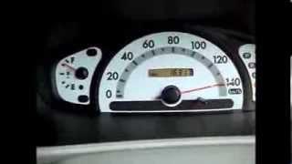 スバル ステラの全開加速です。 初代ステラなのでダイハツのOEM車ではあ...