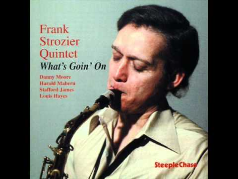Frank Strozier - Cloudy & Cool