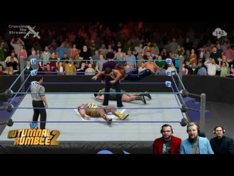 Crossing the Streams — WWE2k17 LRR Autumnal Rumble 2