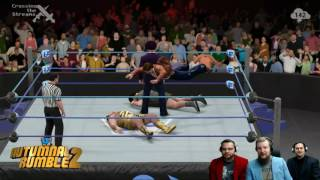 The LRR Autumnal Rumble — WWE2K17