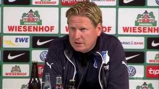 Markus Gisdol lobt Werder-Fans: