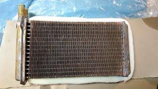 Все подробности Замены радиатора печки на Медный без снятия Торпеды ВАЗ 2114 2115 2108 2109 21099