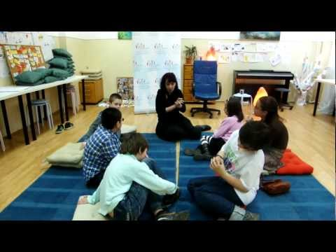 Centrul Gifted Education: Crenguta Rosu, Mentor in Dialog cu Copiii Supradotati (2)