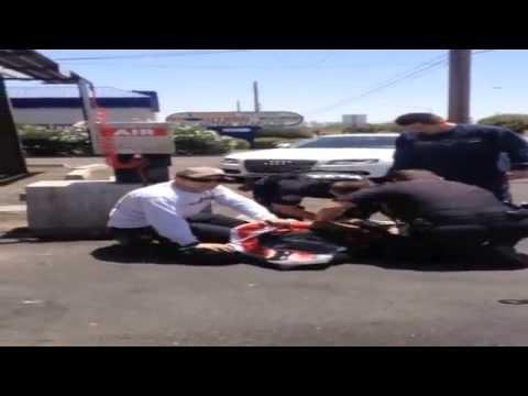 Police Brutality in Mesa Arizona