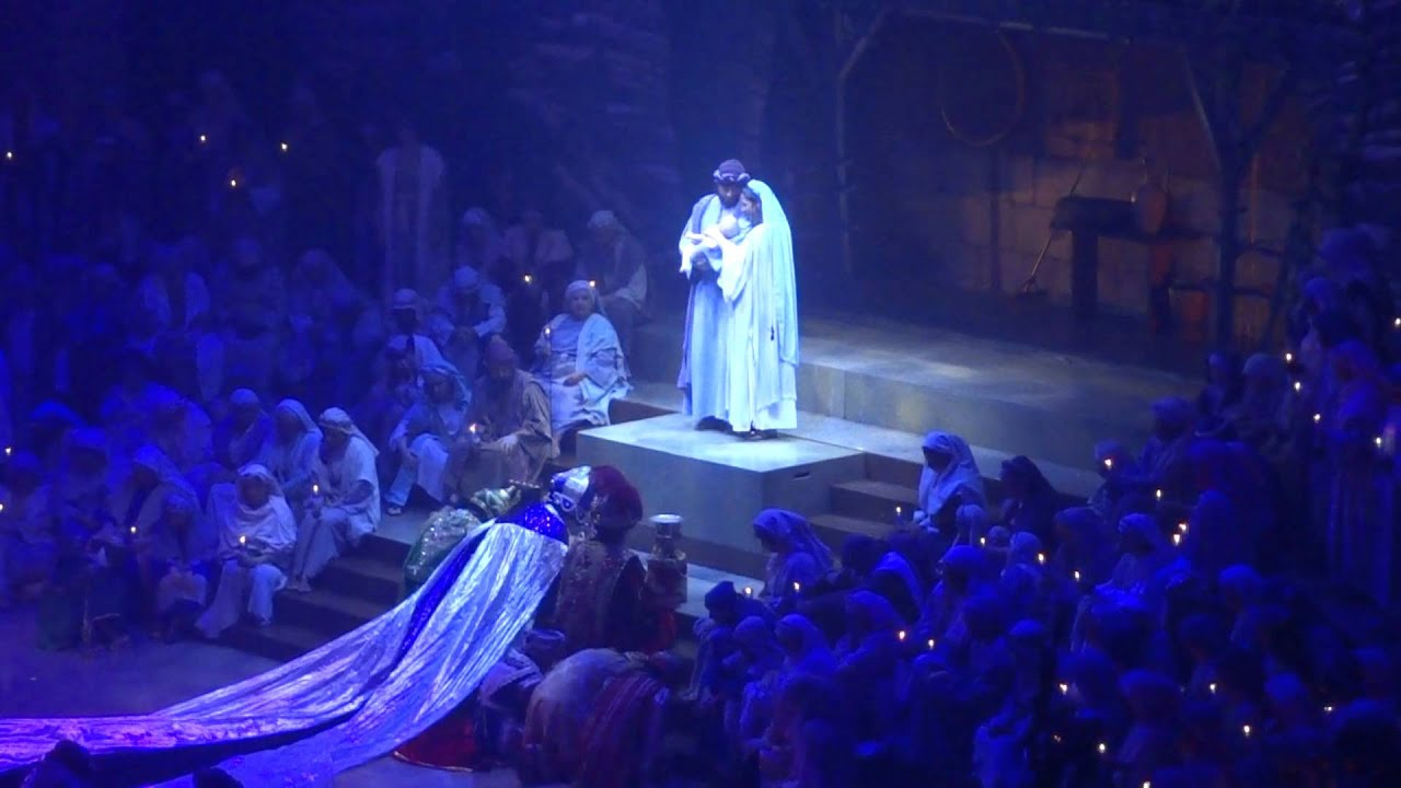 The Fort Lauderdale Christmas Pageant at First Baptist Church 2011 ...