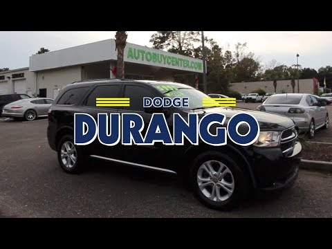 2012 Dodge Durango - For Sale Review | 3rd Row Seating - Only $5995 CASH | American Made