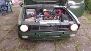 Kadett c 1976 2.0 16 v hayabusa throttle bodies