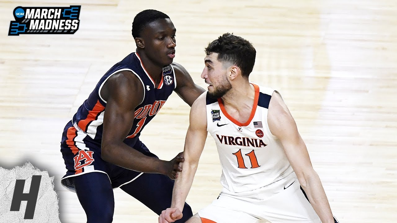 Virginia vs Auburn Live Stream: How to Watch Final Four Online for Free