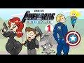 Avengers Endgame - Momentos 1 - Sujes