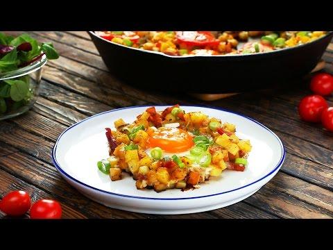 simple-et-complet-:-la-poêlée-d'oeufs-et-de-pommes-de-terre