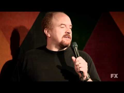 Louis CK on Huck Finn