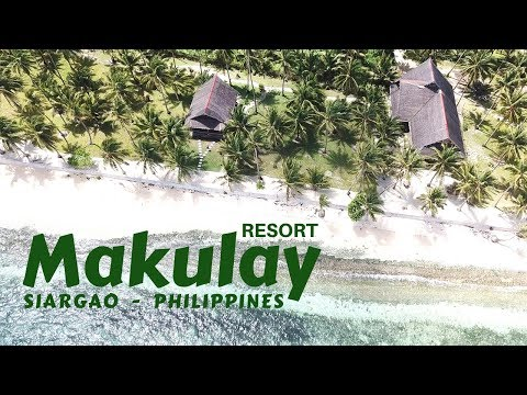 MAKULAY RESORT SIARGAO TOUR | PHILIPPINES