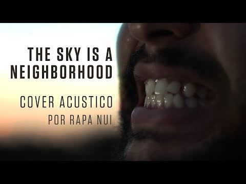 THE SKY IS A NEIGHBORHOOD - Foo Fighters | acoustic cover
