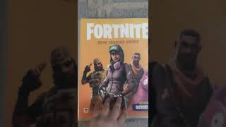 My 2019 fortnite trading cards collection