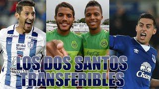 ✅Liga Mx Apertura 2018 CONFIRMADO FICHAJES Y RUMORES - GALAXY Escuchar Ofertas Por Los Dos Santos 😱