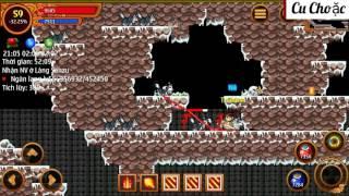 Ninja School Online - @kibyhunter test găng 9, quẩy tung HĐ