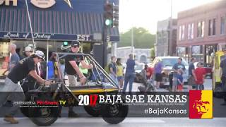 Bajas on Broadway  ///  2017 Baja SAE Kansas