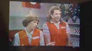 My impersonation of The Target Lady SNL