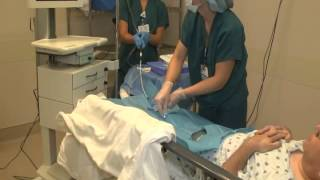 Repeat youtube video Visually Guided Urinary Catheterization DirectVision 2 Person Set up and Placement Review VGUC 2 P